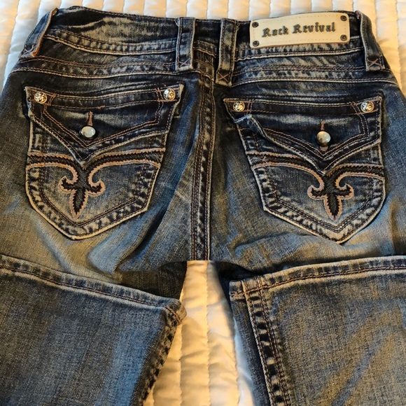 Rock Revival Denim - Rock Revival Jeans